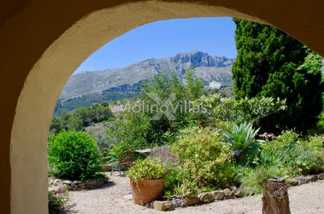 property for sale in Benissa
