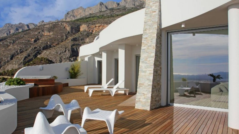property for sale in Altea