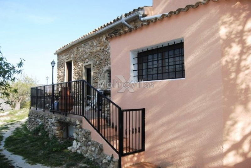 property for sale in Guadalest