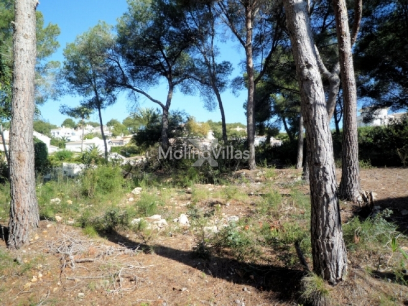 property for sale in Moraira